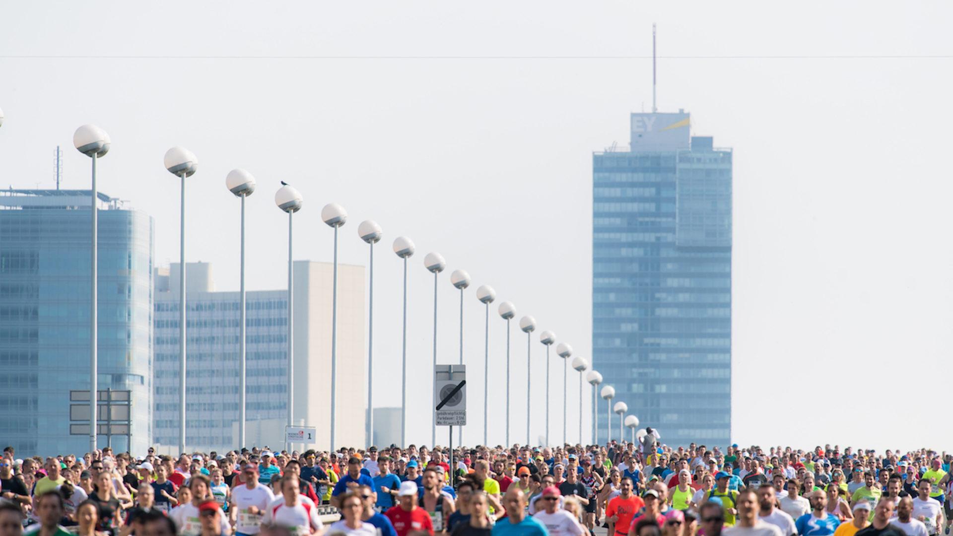 Vienna City Marathon Service