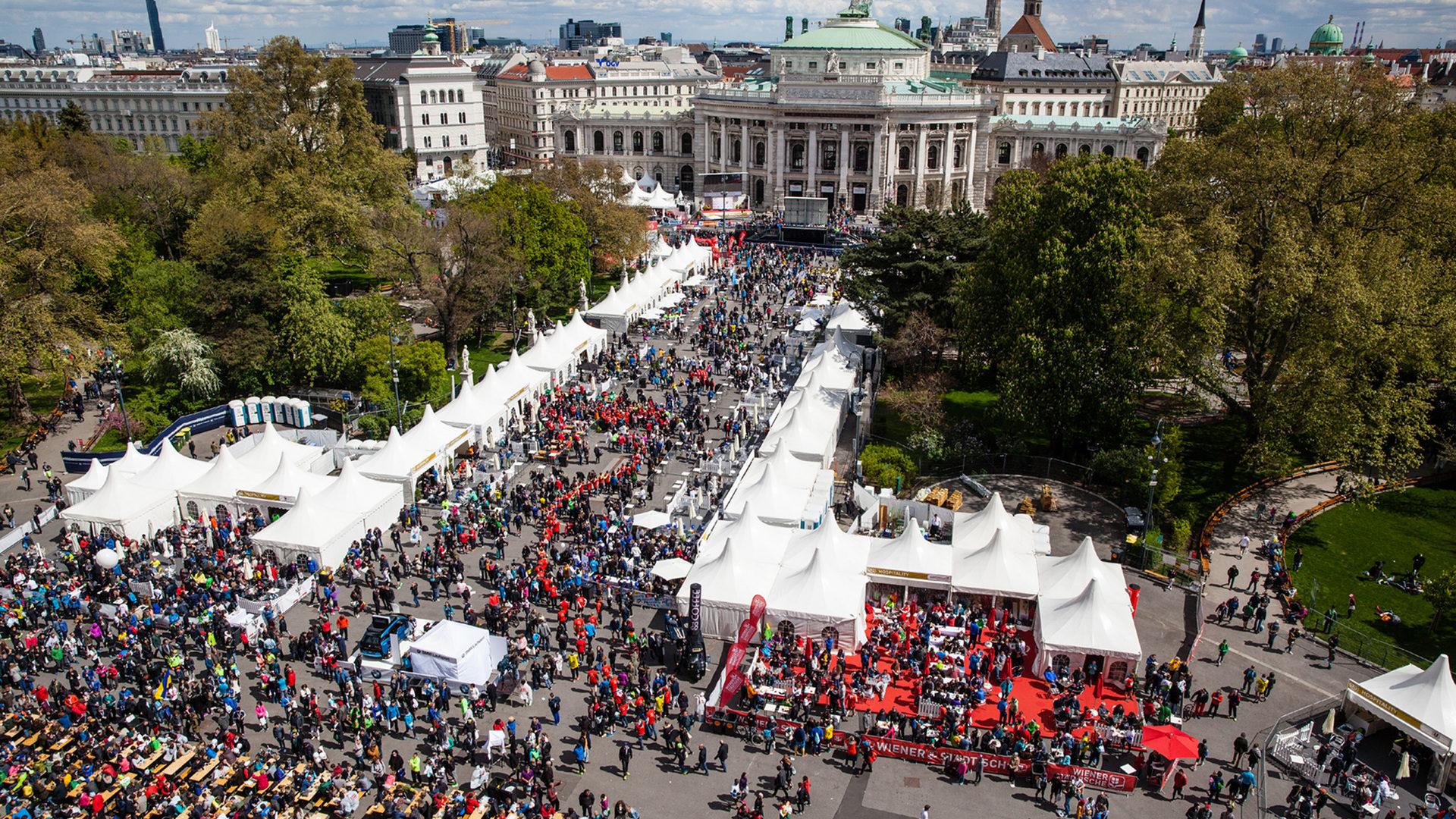Vienna City Marathon Infos