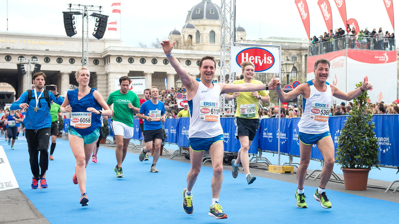 start vienna city marathon