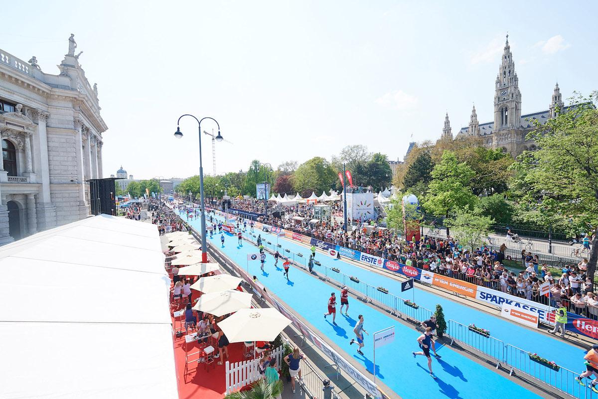 Vienna City Marathon Race Info