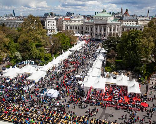 Vienna City Marathon - SERVICE